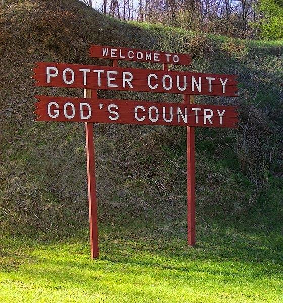 Potter County!!